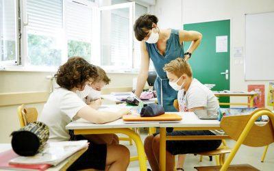 Covid 19, l'impact réel du masque sur les apprentissages de nos enfants.