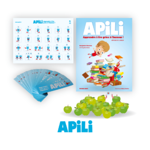 Pack Apprentissage 1 Livre + 1 Poster + 1 marque-page