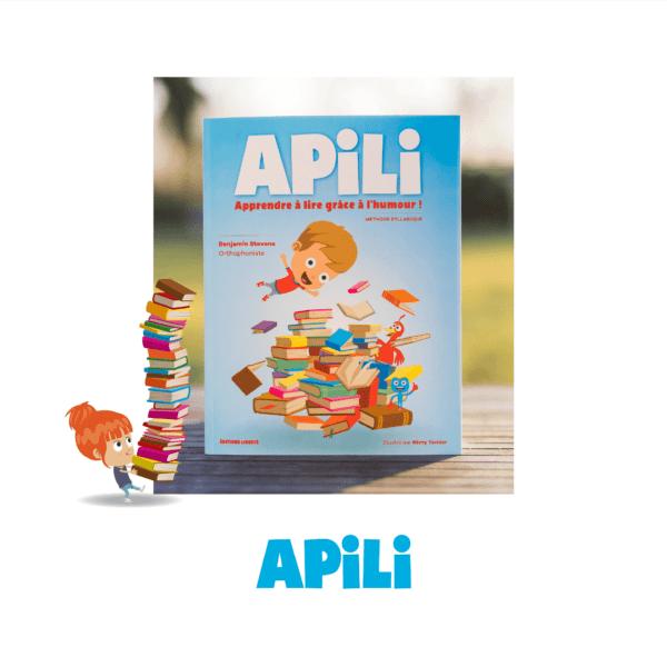 Méthode de lecture Apili